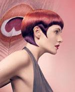 Haarfarbe - auch heute noch von Koleston <br> © Foto: Wella Kolseston