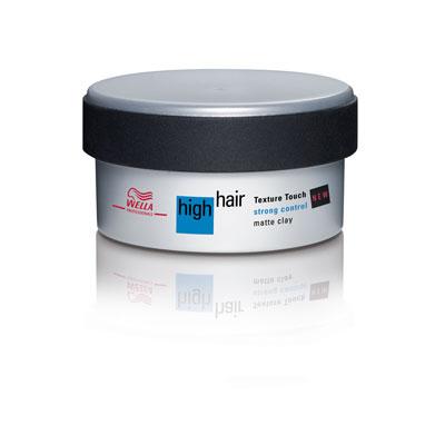 Wella High Hair Texture Touch