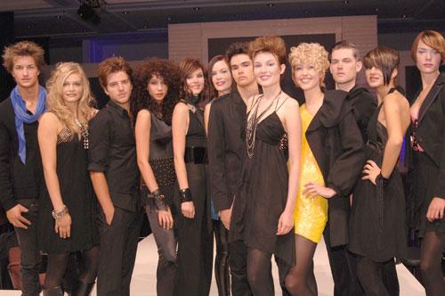 Team des Zentralverbands deutscher Friseure