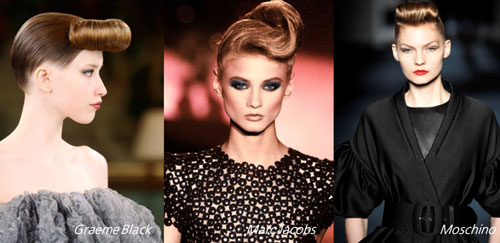 Fashion & Hair Herbst Winter Trends 2009/2010