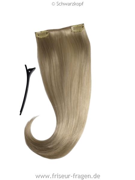 Haarteil in Blond