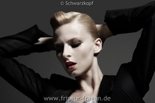 Die Schwarzkopf Frisuren Looks 2010