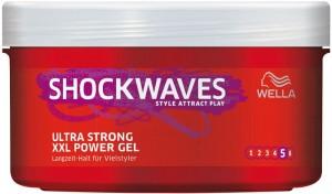 Wella Shockwave Ultra Strong XXL Power Gel
