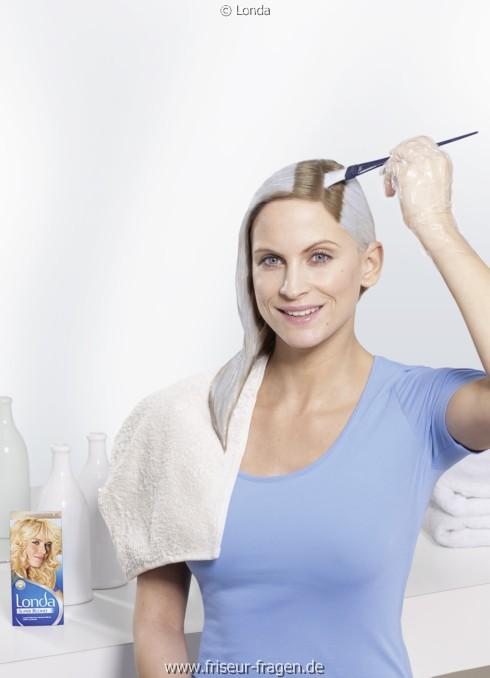Blondierung selbst machen - eine Anleitung | Friseur-Fragen.de