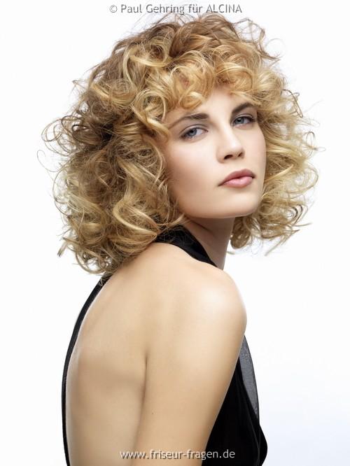 Frisuren Kollektion Bohemian Femme