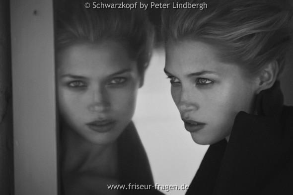 Angel Looks von Schwarzkopf by Peter Lindbergh
