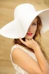 Haare müssen im Sommer geschützt werden © jurewicz - Fotolia.com