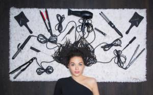 Stylinggeräte für Haare